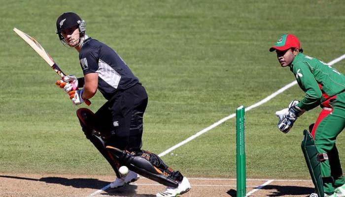 नील ब्रूम के शतक से न्यूजीलैंड ने दूसरा वनडे और सीरीज जीती
