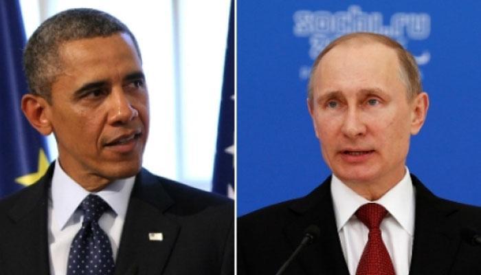 ओबामा प्रशासन बना रहा रूस के खिलाफ नई पाबंदियों की योजना: रिपोर्ट