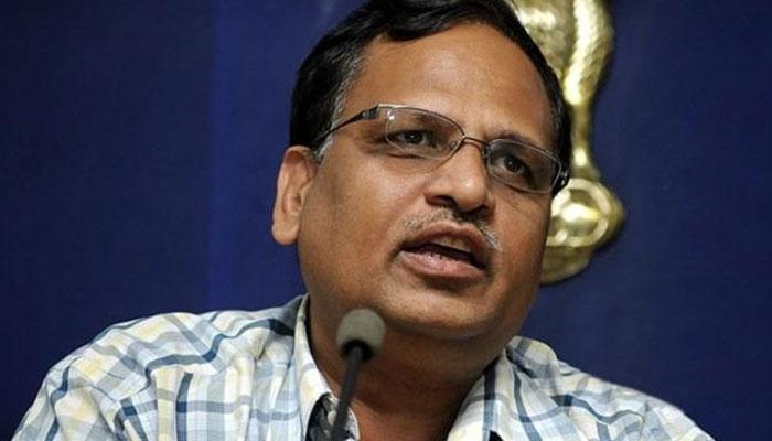 सीबीआई ने दिल्ली के स्वास्थ्य मंत्री के ओएसडी के कार्यालय में तलाशी ली