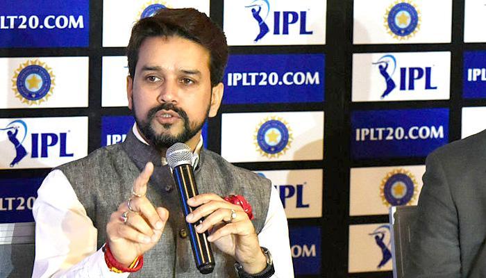 अनुराग ठाकुर ने कहा, 'भारतीय क्रिकेट सेवानिवृत्त न्यायाधीशों के नेतृत्व में अच्छा करेगा'