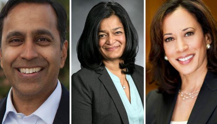 पांच भारतीय अमेरिकियों ने कांग्रेस सदस्यों के रूप में ली शपथ