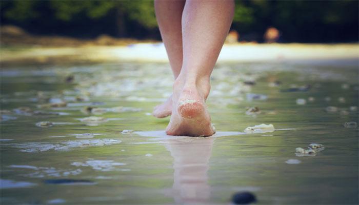 जानिए सुबह नंगे पांव हरी घास पर चलने के क्या फायदे है?