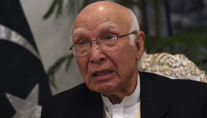 पाकिस्तान ने 'भारतीय हस्तक्षेप' पर UN चीफ को सौंपा डोजियर