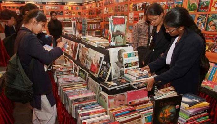दिल्ली : विश्व पुस्तक मेला शुरू, 800 से अधिक प्रकाशक ले रहे हिस्सा
