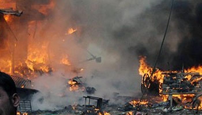 सीरिया में बम विस्फोट में 50 लोगों की मौत