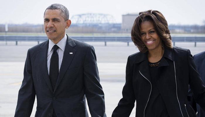 विदाई भाषण में भावुक हुए ओबामा, पत्नी मिशेल और बेटियों का शुक्रिया अदा किया