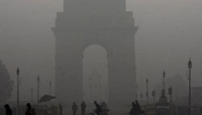 दिल्ली में मौसम का सबसे सर्द दिन, तापमान में दो डिग्री सेल्सियस की गिरावट