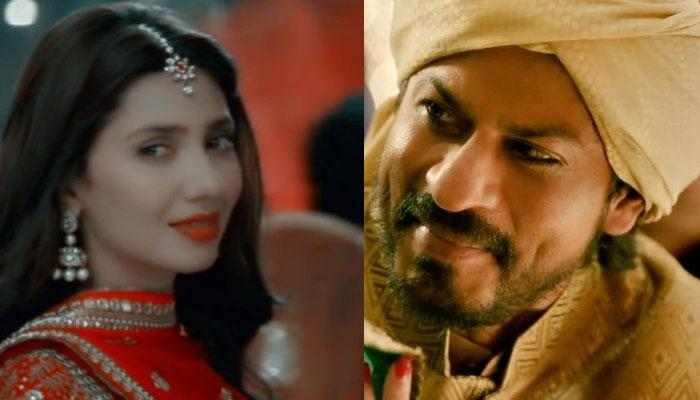 रईस का गाना 'उड़ी-उड़ी जाय' रिलीज, शाहरूख-माहिरा की रोमांटिक अदा, WATCH SONG