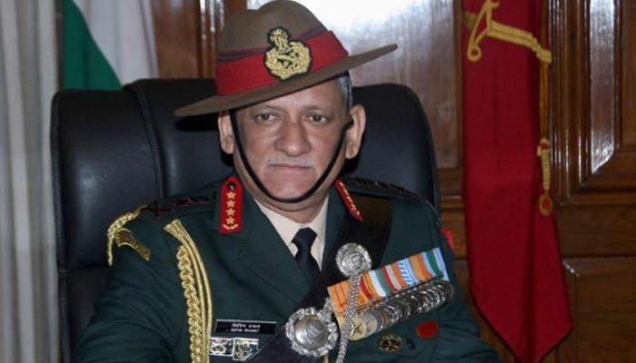 सेना प्रमुख ने पाकिस्तान को दी चेतावनी; शांति के बदले शांति नहीं मिली तो भारत कर सकता है और भी सर्जिकल स्ट्राइक