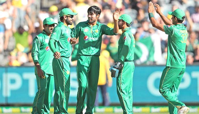 पाकिस्तान ने दूसरे ODI मैच में आस्ट्रेलिया को छह विकेट से हराया