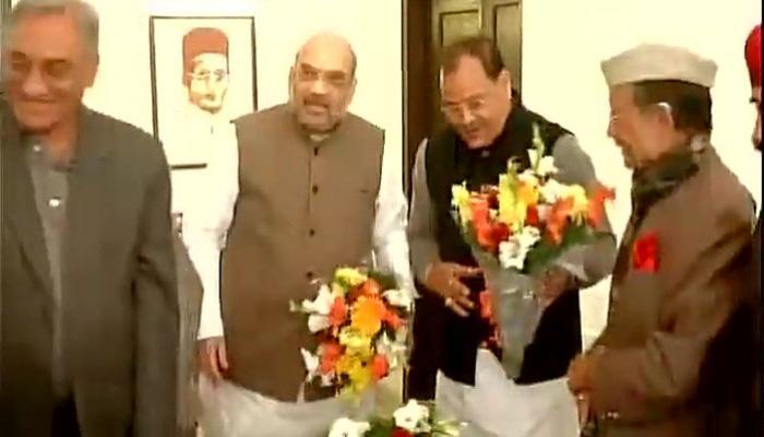 उत्तराखंड में कांग्रेस को बड़ा झटका, बीजेपी में शामिल हुए यशपाल आर्य