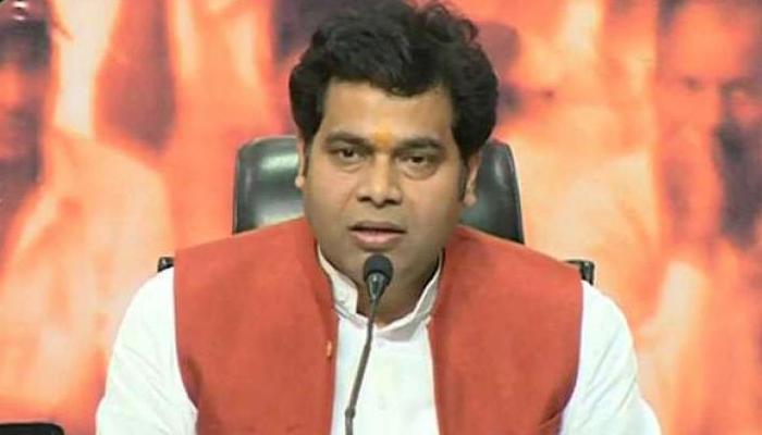 सपा-कांग्रेस का गठजोड़ परिवार की सत्ता बचाने के लिए 'युवराजों' का गठबंधन है: भाजपा