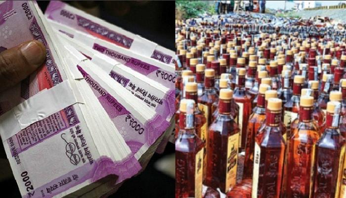 विधानसभा चुनाव 2017: उत्तर प्रदेश में सबसे अधिक नकदी व शराब और पंजाब में सबसे ज्यादा मादक पदार्थ जब्त