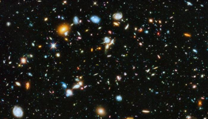 खगोल वैज्ञानिकों का दावा; ब्रह्मांड में हैं 2000 अरब तारामंडल