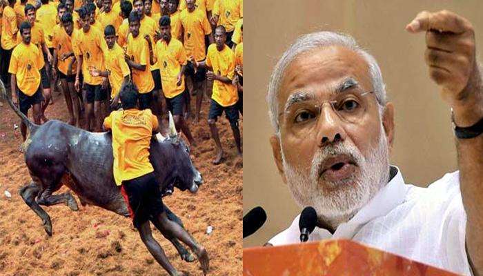 तमिल लोगों की सांस्कृतिक आकांक्षाओं को पूरा करने के लिए करेंगे हर प्रयास: पीएम मोदी