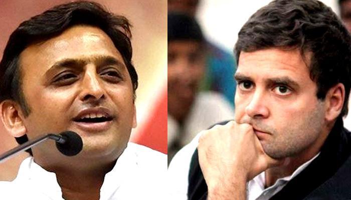 यूपी में सपा कांग्रेस गठबंधन पर बनी बात, कांग्रेस को 105 सीटें देने के लिए समाजवादी पार्टी राजी !