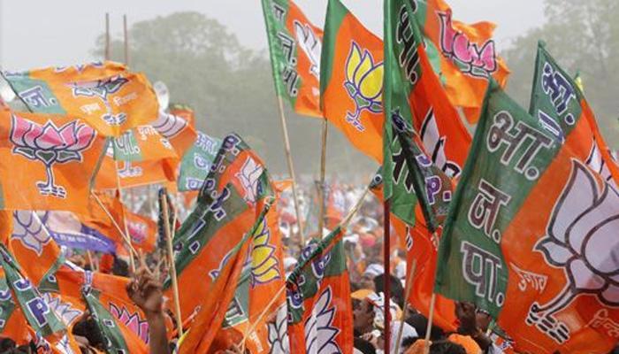 पंजाब चुनाव: भाजपा ने जारी किया घोषणापत्र, गरीबों को देगी दो किलो घी और पांच किलो चीनी