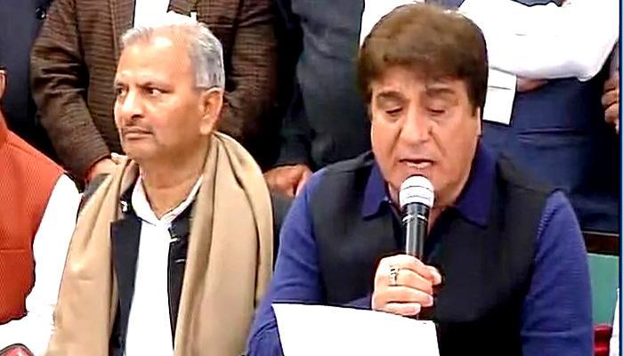 उत्तरप्रदेश चुनावों को लेकर सपा और कांग्रेस में गठबंधन पर लगी फाइनल मुहर, सपा ने कांग्रेस को दीं 105 सीटें