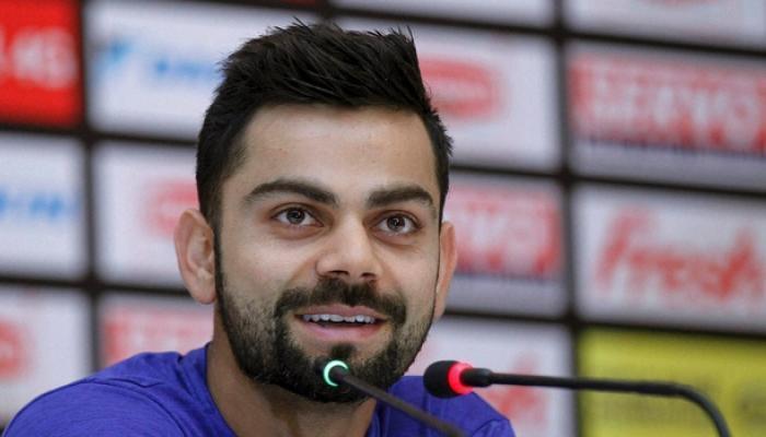 कोलकाता वनडे में हार के बावजूद कोहली ने टीम की तारीफ की