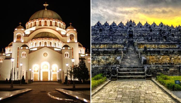 ये हैं दुनिया के दस सबसे बड़े मंदिर