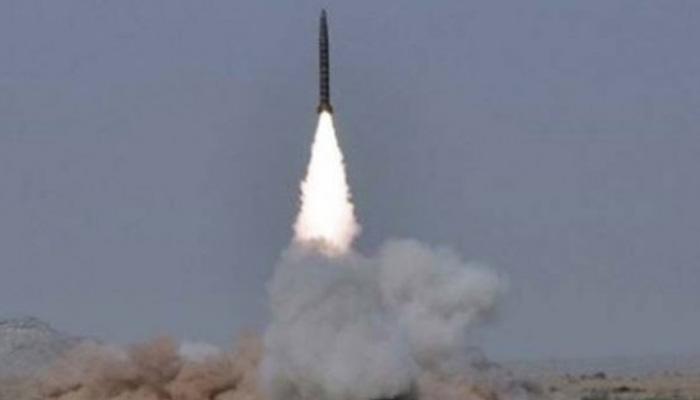 पाकिस्तान ने परमाणु मिसाइल 'अबाबील' का किया पहला परीक्षण