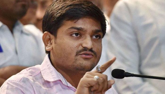 गुजरात विधानसभा चुनाव में शिवसेना के सीएम पद के उम्मीदवार होंगे हार्दिक पटेल