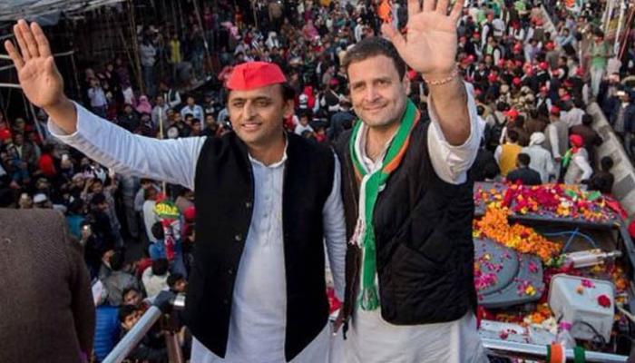 यूपी: राहुल-अखिलेश का वाराणसी में रोड शो रद्द, नहीं मिली इजाजत