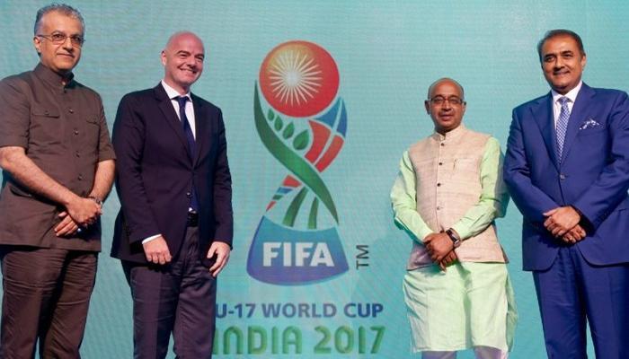 फीफा अंडर-17 विश्व कप 2017 का आधिकारिक शुभंकर जारी