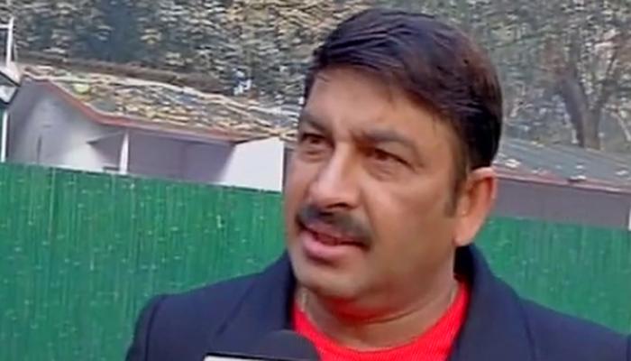 केजरीवाल सरकार ने दिल्ली की जनता से किया विश्वासघात: मनोज तिवारी