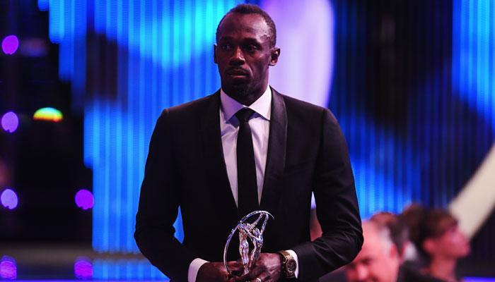 लारेस विश्व पुरस्कार: रोनाल्डो और लेब्रोन को पछाड़कर उसेन बोल्ट ने जीता खिताब