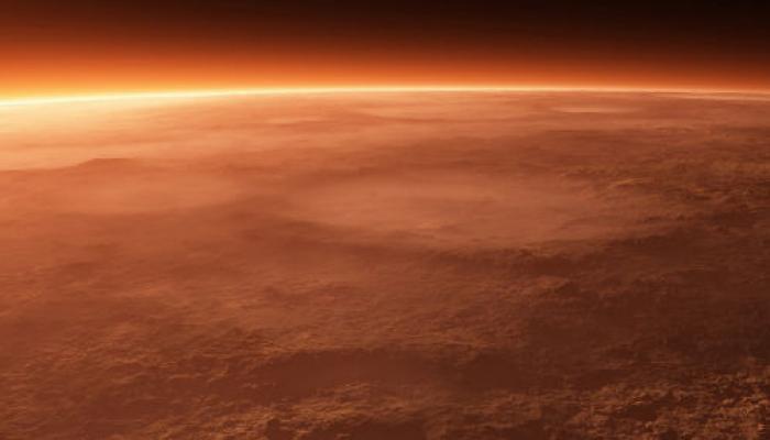 मंगल ग्रह पर शहर बसाएगा संयुक्त अरब अमीरात