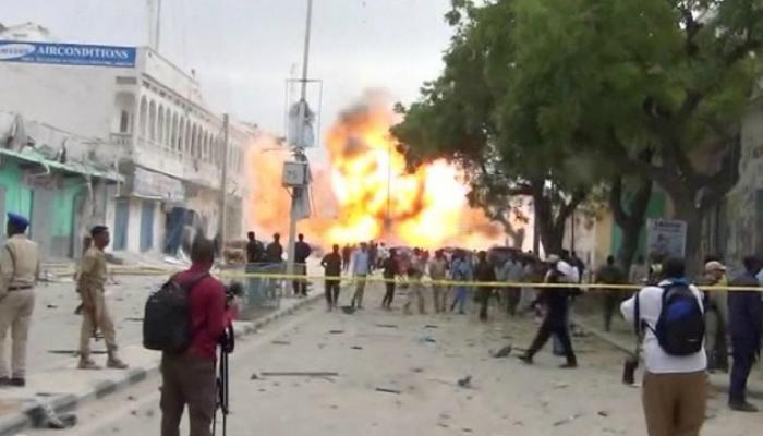 सोमालिया में विस्फोट से 20 लोगों की मौत, 50 घायल