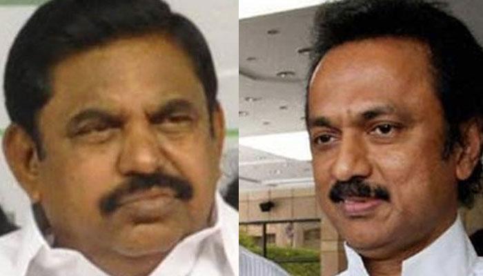 तमिलनाडु विधानसभा में पलानीस्वामी के विश्वास मत को चुनौती देने के लिए मद्रास हाईकोर्ट पहुंची डीएमके