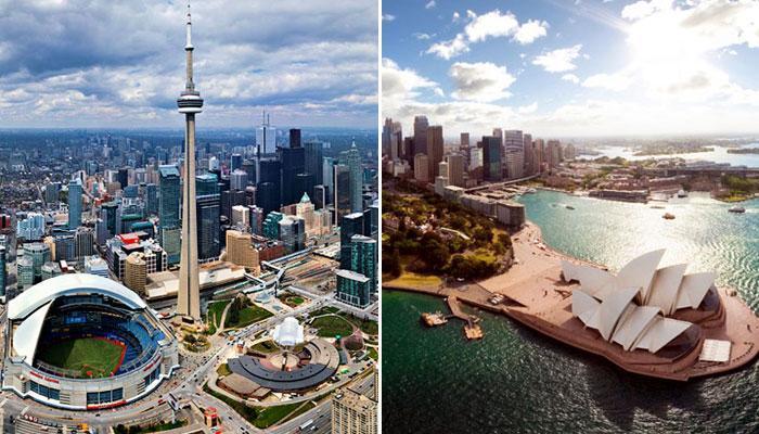 रहने के लिहाज से ये हैं दुनिया के 10 सर्वश्रेष्ठ शहर