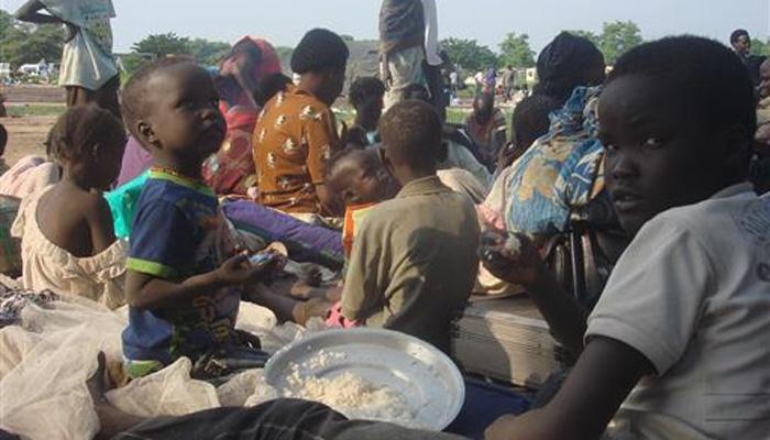 'चार देशों के 14 लाख बच्चे भुखमरी के कगार पर'