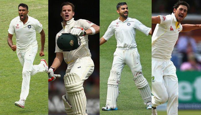IND vs AUS : ओकीफी और स्मिथ ने आस्ट्रेलिया को मजबूत किया, बनाई 298 रनों की बढ़त