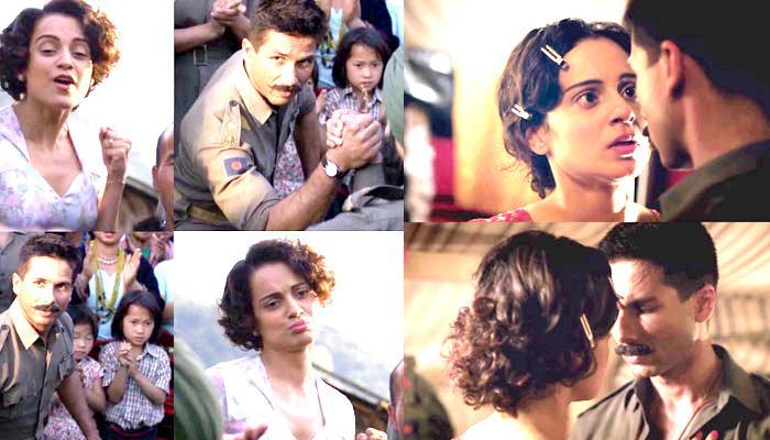 Film Review: 'रंगून' प्यार, देश प्रेम और प्रेम त्रिकोण के बीच उलझी कहानी!