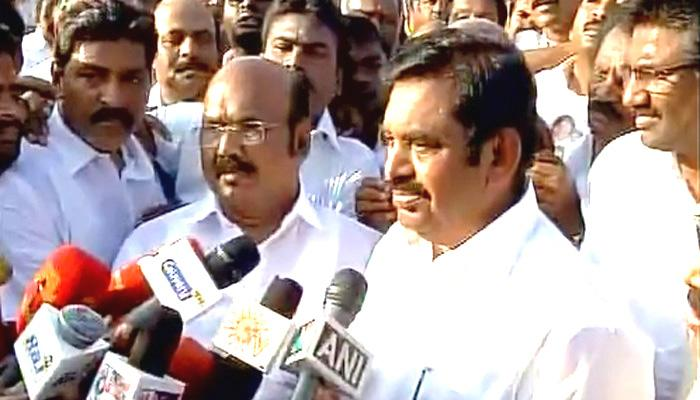 तमिलनाडु के मुख्यमंत्री बोले, 'जयललिता की मौत पर कोई रहस्य नहीं है'