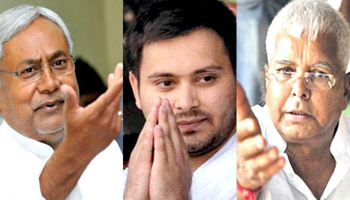तेजस्वी को CM बनाने की मांग पर बोले लालू कहा, 'मेरी और नीतीश कुमार की उम्र हो चली, भविष्य बच्चों का ही!'
