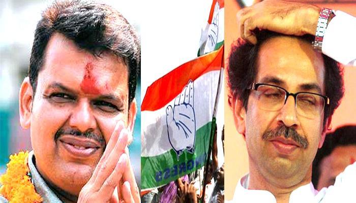 क्या BMC में शिवसेना और कांग्रेस आयेंगे एक साथ, कांग्रेस ने नहीं खोले पत्ते कर रही है मंथन!