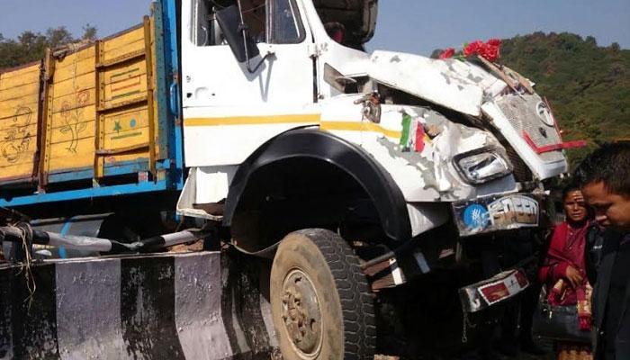 मेघालय में गिरिजाघर जा रहे 17 लोगों की सड़क दुर्घटना में मौत