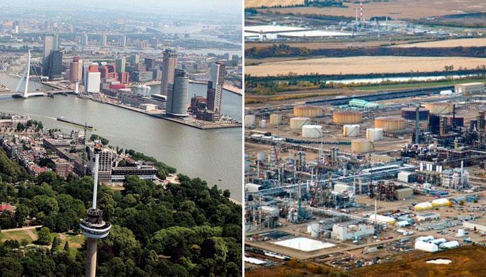 दुनिया में 10 सबसे बड़े औद्योगिक क्षेत्र