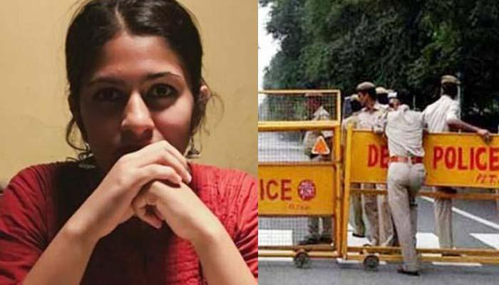 शहीद की बेटी गुरमेहर कौर ने अभियान से खुद को किया अलग, रेप की धमकी मामले में FIR दर्ज