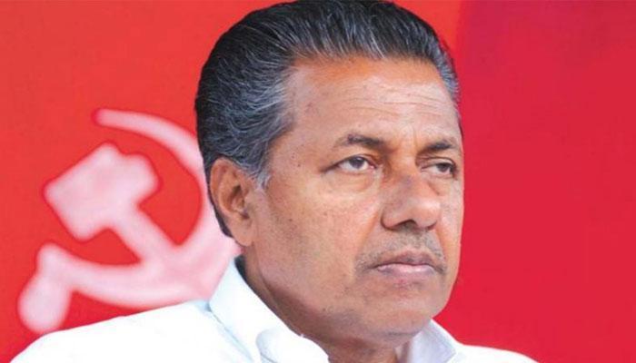 'केरल के मुख्यमंत्री विजयन का सिर कलम करने वाले को देंगे एक करोड़ का ईनाम'