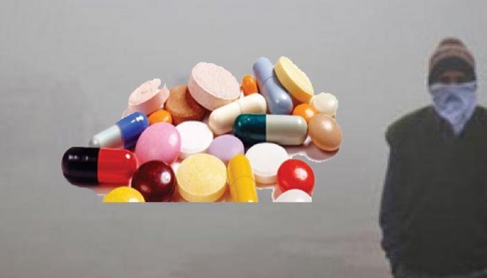वायु प्रदूषण के चलते एंटीबायोटिक दवाएं हो रहीं बेअसर