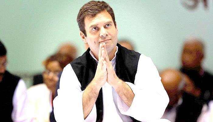 यूपी परिणाम: राहुल गांधी की 'खाट' भी ना आई काम !