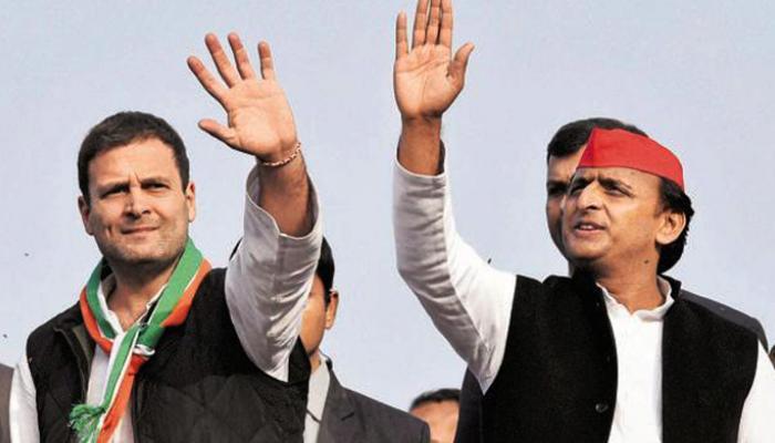 पसंद नहीं आया 'यूपी को ये साथ' बुरी तरह हारी राहुल की कांग्रेस