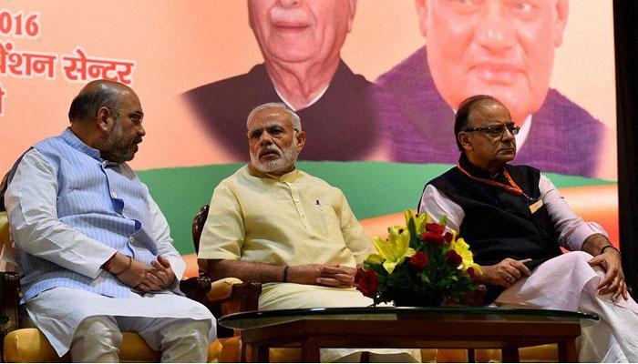 BJP संसदीय दल की बैठक आज, यूपी-उत्तराखंड के CM को लेकर हो सकती है चर्चा