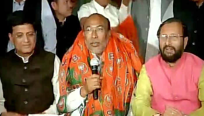 एन बीरेन सिंह चुने गए भाजपा विधायक दल के नेता, होंगे मणिपुर के नए मुख्यमंत्री!
