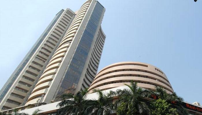 भाजपा की जीत पर शेयर बाजार उछले, निफ्टी फिर 9000 के पार